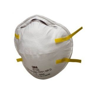 3M 8710E Disposable Dust Mask 20 Pack - Cheshire, UK