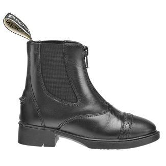 Brogini Childrens Tivoli Piccino Paddock Boots Black