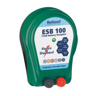 Rutland ESB100 Battery Fence Energiser