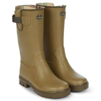 Le Chameau Childrens Petite Vierzon Jersey Lined Wellington Boots