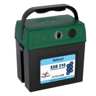 Rutland ESB210 Battery Fence Energiser