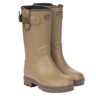 Le Chameau Petite Vierzonord Neoprene Lined Wellington Boots