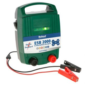 Rutland ESB2000 Battery Fence Energiser