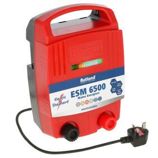 Rutland ESM6500 Mains Fence Energiser
