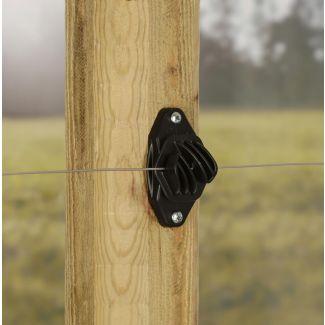 Rutland Wire Fencing Heavy Duty Insulator 25 Pack