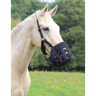 Shires Equestrian Comfort Grazing Muzzle