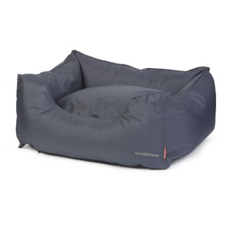 Ancol Timberwolf Waterproof Domino Dog Bed Navy