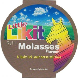 Likit Refill Molasses 650g