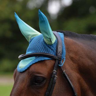 WeatherBeeta Prime Ombre Ear Bonnet Fly Hood