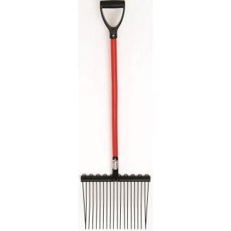 Fynalite Short D Handle Shaving Fork