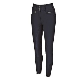 Pikeur Ladies Candela Grip Winter Softshell Breeches Night Blue