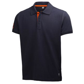 Helly Hansen Mens Oxford Polo Shirt