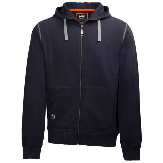 Helly Hansen Mens Oxford Full Zip Hoodie