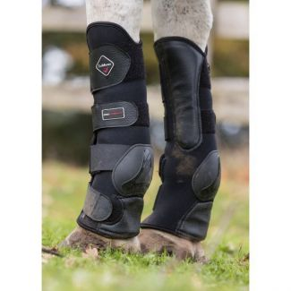 LeMieux Turnout Boots Black