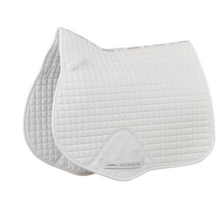WeatherBeeta Prime All Purpose Saddle Pad White