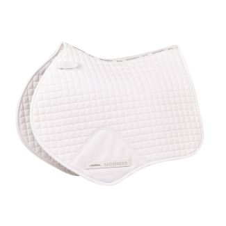 WeatherBeeta Prime Jump Saddle Pad White