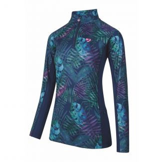 Shires Ladies Aubrion Newbury Long Sleeve Base Layer