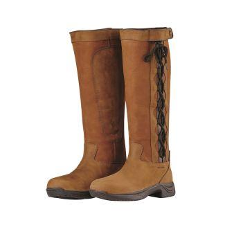 Dublin Ladies Pinnacle II Country Boots Tan