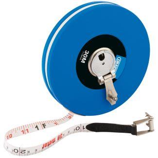 Draper Tools 30M/100ft Fibreglass Measuring Tape