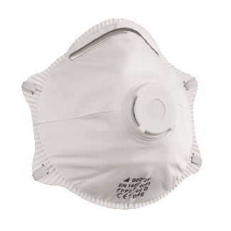 Alpha Solway 9020V Disposable Dust Mask 10 Pack - Cheshire, UK