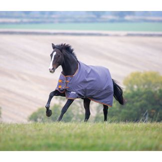 Shires Tempest Original Medium Turnout Rug 200g Grey