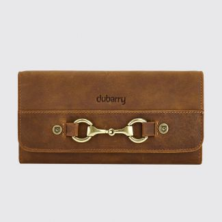 Dubarry Ladies Cong Leather Envelope Wallet