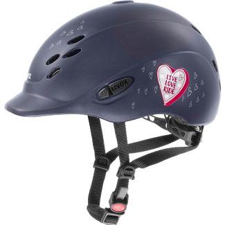 Uvex Onyxx Glamour Riding Helmet