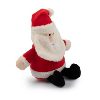 Ancol Cuddly Santa Christmas Dog Toy - Chelford Farm Supplies