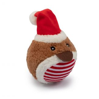 Ancol Robin Christmas Dog Toy - Chelford Farm Supplies