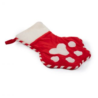 Ancol Paw Stocking Christmas Dog Toy - Chelford Farm Supplies