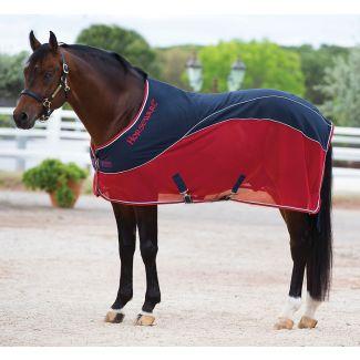 Horseware Rambo Sport Cooler Navy/Red