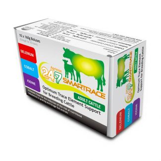 Agrimin 24-7 Smartrace Bolus for Adult Cattle 160g 10 Pack