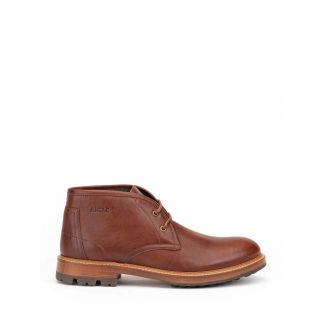 Aigle Licourt Mid Leather Shoes - Chelford Farm Supplies