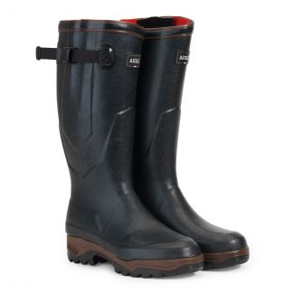 Aigle Parcours 2 ISO Anti-Fatigue Wellington Boots Bronze