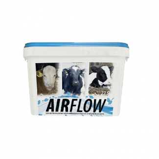 Rumenco Airflow Cattle Bucket 22.5kg - Chelford Farm Supplies