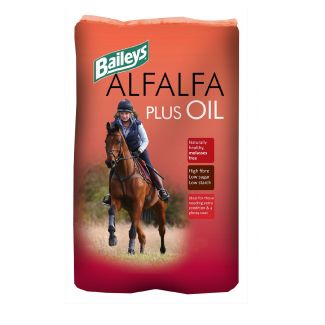 Baileys Alfalfa Plus Oil Horse Feed 20kg