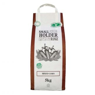 Allen And Page Mixed Poultry Corn 5kg