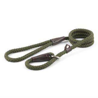 Ancol Dog Nylon Rope Slip Lead - Chelford Farm Supplies