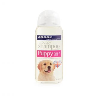 Ancol Pure & Mild Puppy Shampoo 200ml - Chelford Farm Supplies