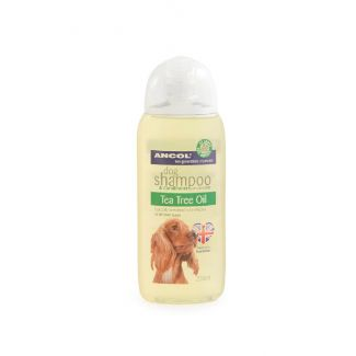 Ancol Tea Tree Dog Shampoo 200ml - Chelford Farm Supplies
