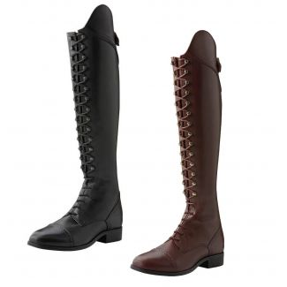 Ariat Ladies Capriole Laced Riding Boots