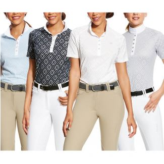 Ariat Ladies Showstopper Show Shirt