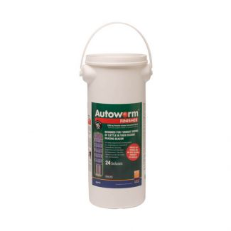 Autoworm Finisher Bolus Cattle Wormer Each