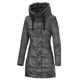 Pikeur Ladies Nabella Quilted Coat - Anthra