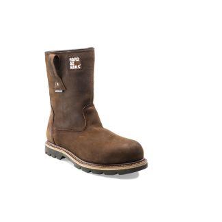 Buckler Steel Rigger Boot Brown B601SMWP