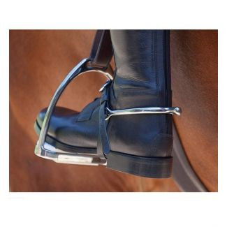 Shires Ladies Stainless Steel Ball End Spurs