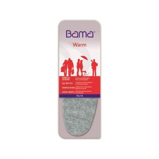 Bama Thermal Felta Insole - Chlelford Farm Supplies
