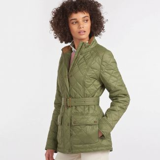 Barbour Ladies Bowland Quilted Jacket