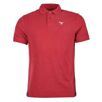 Barbour Mens Sports Polo Shirt