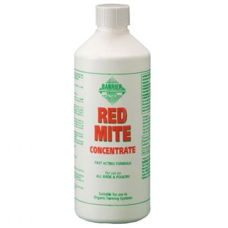 Barrier Red Mite Concentrate 500ml | Chelford Farm Supplies